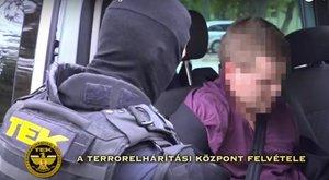 A Teréz körúti robbantó apja: Én adtam neki a vadászkést