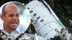 Előre megjósolták a focicsapat légi katasztrófáját