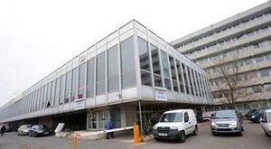 Hajléktalan fagyott meg a győri kórház területén