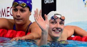 Hosszú Katinka lett az év úszónője – sorozatban harmadszor!