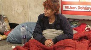 Így vészelik át a hajléktalanok a mínuszokat
