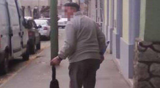 Nyílt utcán akart végezni a cicával a kaposvári férfi