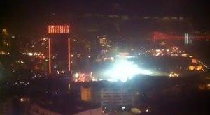 Sokkoló felvételek az isztambuli terrortámadásról