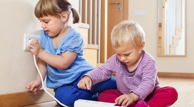 Az otthonunk a legveszélyesebb hely a gyerekeinknek