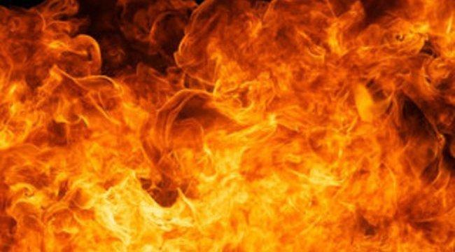 Hatalmas tűz ütött ki Pestszentlőrincen