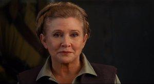 Elhunyt Leia hercegnő, egyetlen apró dolognak mégis örülhetünk