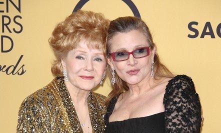 Carrie-vel akarok lenni! – ezek voltak Leia hercegnő anyjának utolsó szavai