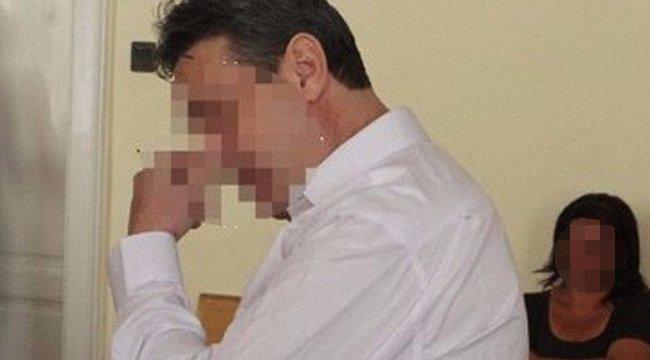 Könnyek közt várta ítéletét a párja húgát megerőszakoló Sándor