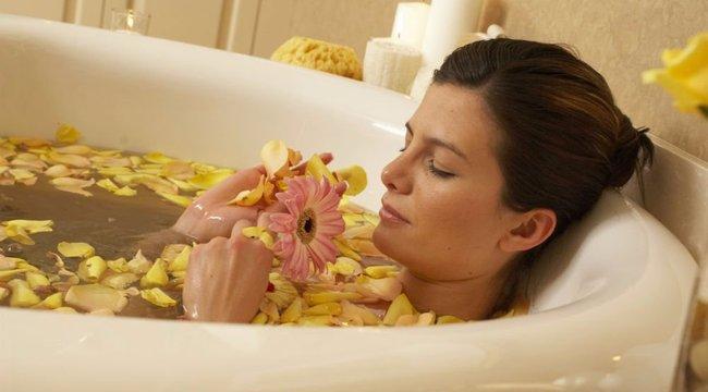 Fillérekért kínál luxust a házi élményfürdő