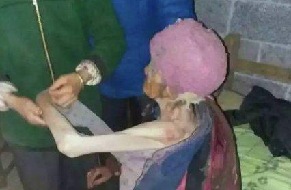 Évekre egy disznóólba zárta a 92 éves anyját egy férfi