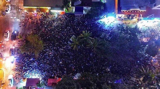 Lövöldözés egy fesztiválon, legalább öt ember meghalt – hatalmas a káosz