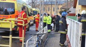 Klórmérgezés Vecsésen - nyolc óvodás került kórházba