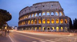 Megremegett a föld Rómában