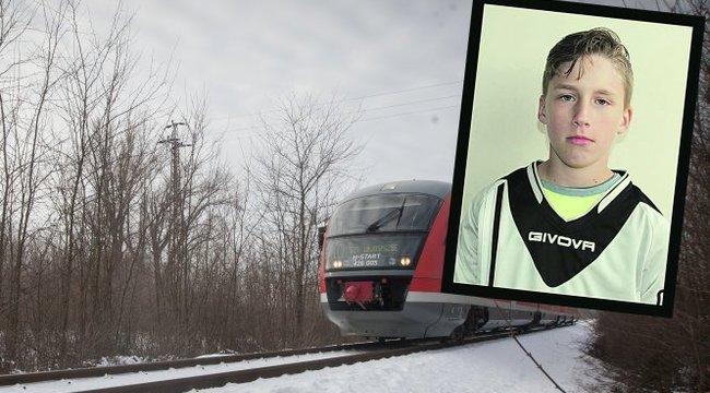 Szerelmi bánatában vetette vonat alá magát a 12 éves Gábor