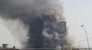 Összeomlott egy 17 emeletes toronyház – videók