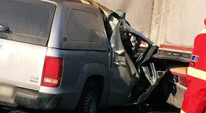 Borzalmas halálos baleset az M5-ösön – fotó