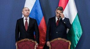 Hoppá! Vlagyimir Putyin Magyarországra jön