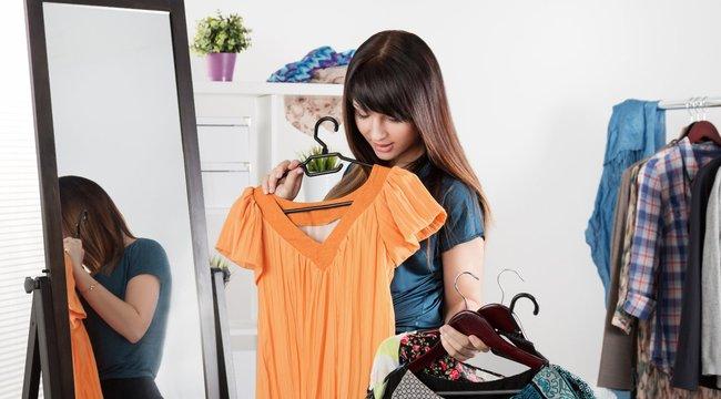 Akció! Vegyen ruhát olcsón, gyorsan, sokat!