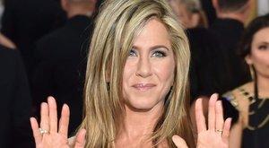 13 év kihagyás után újra sorozatban szerepelne Jennifer Aniston