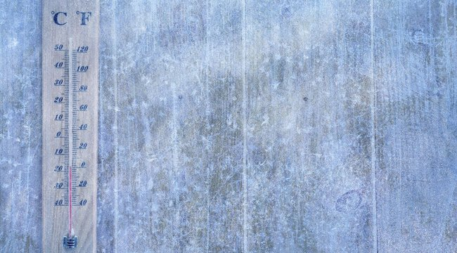 Brutális hideggel riogatnak idehaza a meteorológusok