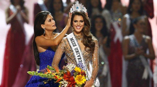 Miss Universe: francia fogorvos lett a legszebb
