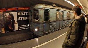 Gázolt a metró: nem jár Kőbánya-Kispest és a Deák Ferenc tér között