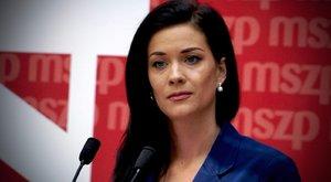 Otthagyta az MSZP-t a magyar Angelina Jolie
