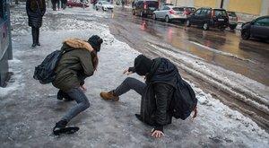 Ahogy az lenni szokott:Váratlanul érte az országot, hogy télenónos eső esik