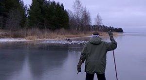 Baltával és bottal mentettek életet a hős svédek