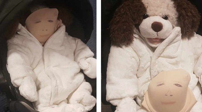Hihetetlen, milyen babával verte át az eladókat
