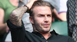 Adóügye miatt nem lett lovag Beckham
