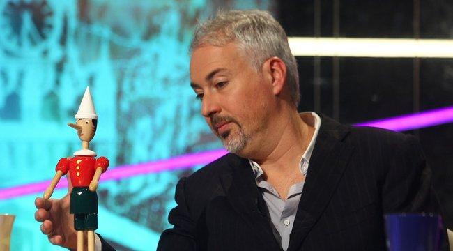 Hajós András nem ragaszkodik a TV2-höz