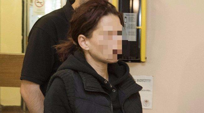 Kisfiút szült a börtönben a gyerekgyilkos ceglédi anya