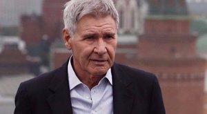 Harrison Ford majdnem bajt csinált a levegőben