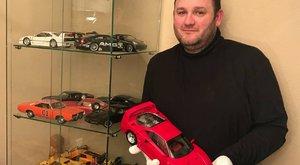 Gábor százezerért jutott Ferrarihoz