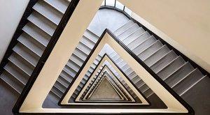 Lépcsőkbe szeretett bele Bálint