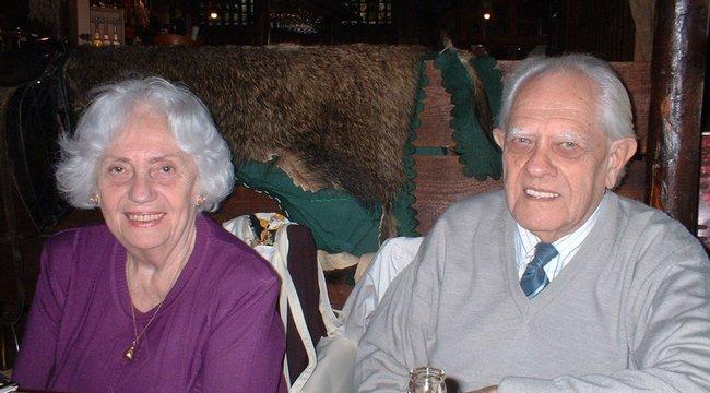 7 unoka, 7 dédunoka: 69 éven át szerették egymást