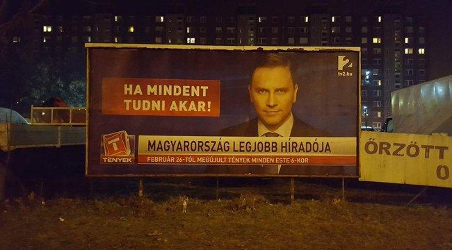 Hamis szlogennel kampányol a TV2: az idézőjelekkel trükköznek
