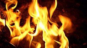 Lakástűzben hunyt el egy ember Gesztelyen
