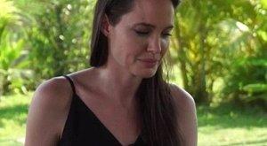 Megtörte a csendet: könnyeivel küzdve beszélt a válásáról Angelina Jolie