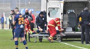 Brutális! Így törték szét a felcsúti focista arcát