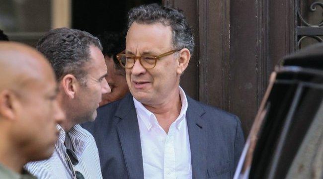 Tom Hanks íróvá vált Budapesten