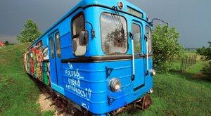 Jobb ha tudja: Budapesten bányászhivatal, Csákberényben metró van