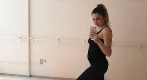 Horváth Éva nem akar ráfeszülni a szülésre