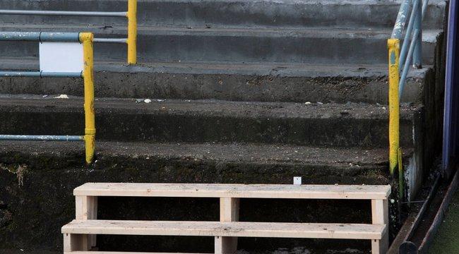 800 milliós gányolás a Szusza-stadionban