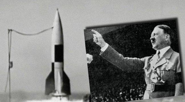 Hitler közelebb állt az atombomba bevetéséhez, mint azt eddig hittük