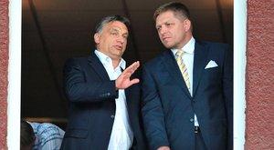 Orbán: tudnánk még beszélni, de este Vidi meccs van