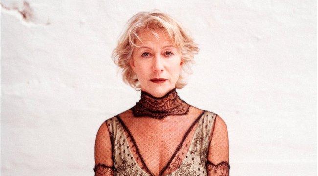 Önbizalomhiánnyal küzd Helen Mirren