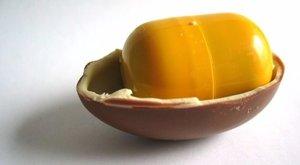 A britek még csak most jöttek rá, miért sárga a Kinder-tojás belseje