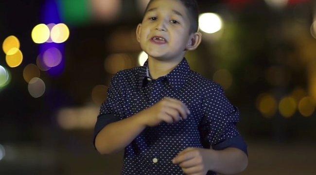 Kis Grófo utódaként emlegetik:4 millióan látták már Enrikó klipjét